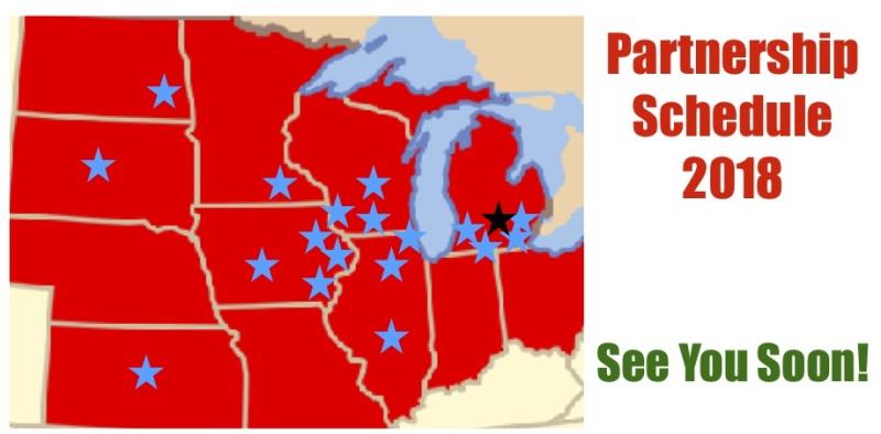Partneship Map image