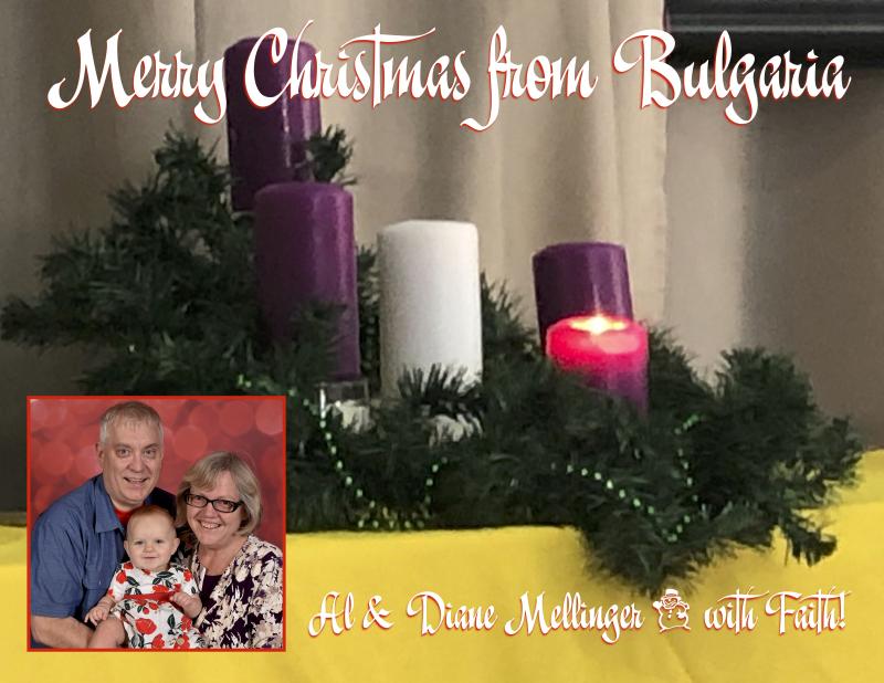 Christmas Greeting 2019
