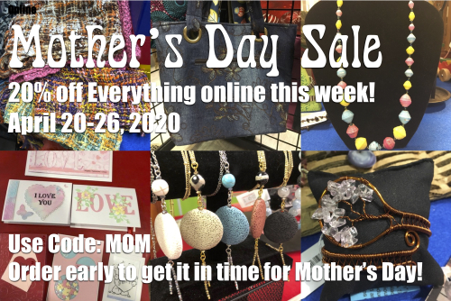 MM - Mother's Day Sale 2020