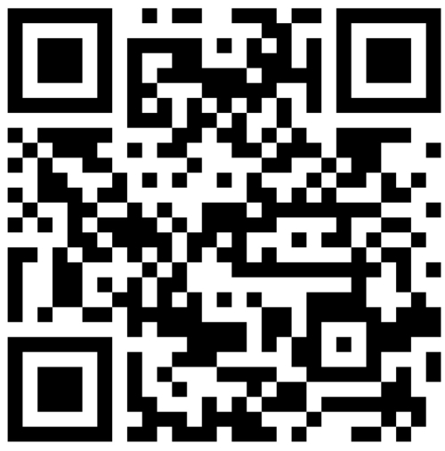 Qr Code for MM email blog sign-up