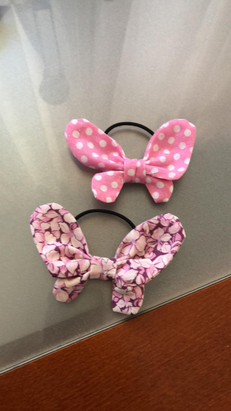 Butterfly Hair ties