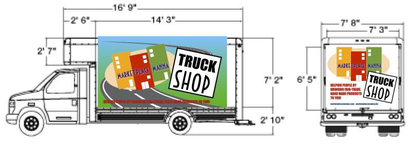 Truck Shop Design